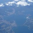 七尾西湾と能登島