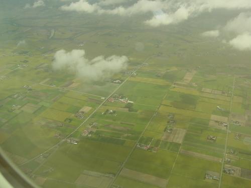 北海道の農業地帯