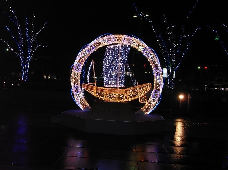 Illuminationsofparkoftoyama